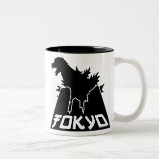 Tokio Taza Dos Tonos