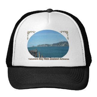 Tokomaru Bay, Eastcoast, New Zealand Aotearoa Hats