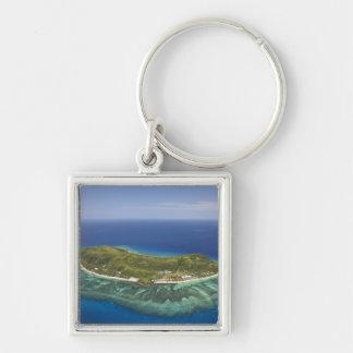 Tokoriki Island, Mamanuca Islands, Fiji Keychain