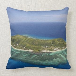 Tokoriki Island, Mamanuca Islands, Fiji Pillow