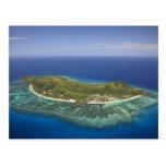 Tokoriki Island, Mamanuca Islands, Fiji Postcard