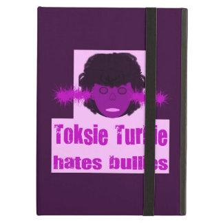Toksie Turbie Hates Bullies iPad Air Cover