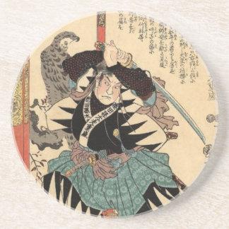 Tokuda Magodayu Shigemori Drink Coaster