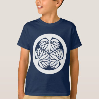 Tokugawa hollyhock(13)EDO T-Shirt