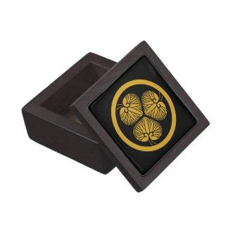 Tokugawa hollyhock 1(first,2nd,3rd)33 jewelry box