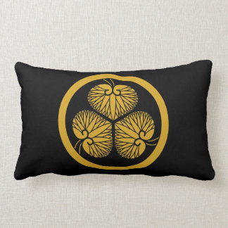 Tokugawa hollyhock 1(first,2nd,3rd)33 lumbar pillow