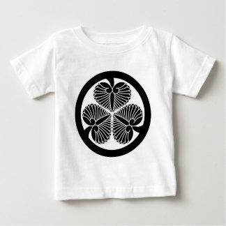 Tokugawa hollyhock 6(5th Tsunayoshi)27 Baby T-Shirt
