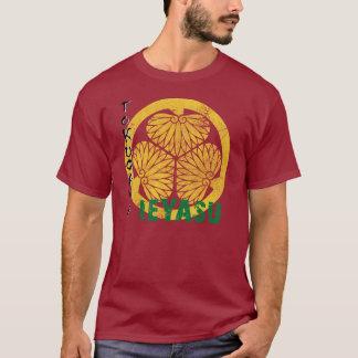 Tokugawa Ieyasu - Gold T-Shirt