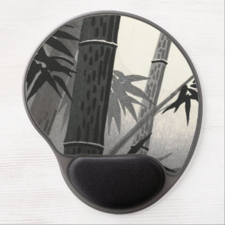 Tokuriki Bamboo and Sun japanese fine art Gel Mouse Pad