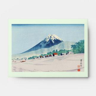 Tokuriki Tomikichiro 36 vistas del arte Japón de Sobre