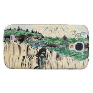 Tokuriki Tomikichiro Thirty Six Views of Mt Fuji Galaxy S4 Cover
