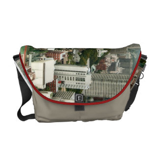 Tokyo Aerial 1 Courier Bag