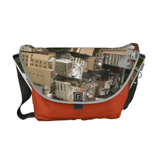 Tokyo Aerial 2 Courier Bags
