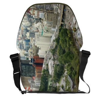 Tokyo Aerial 5 Courier Bag