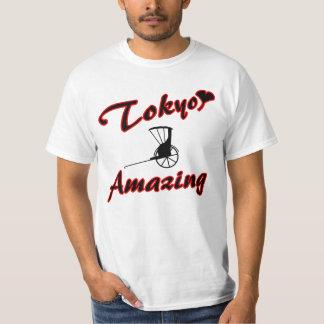 Tokyo, Amazing, Rickshaw, Jinrikisha and Japan T-Shirt
