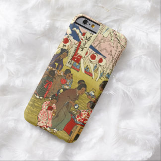 Tokyo Blossoms 1914 Barely There iPhone 6 Case