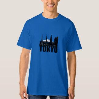 Tokyo Buildings T-Shirt