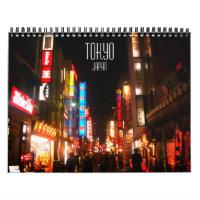 tokyo calendar