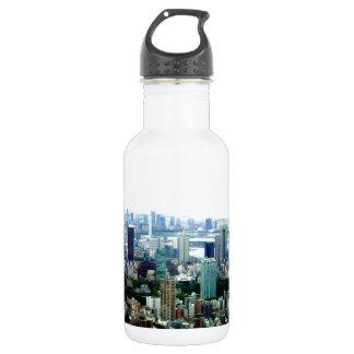 Tokyo City Water Bottle