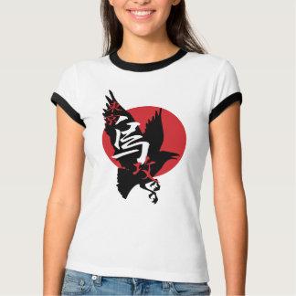 Tokyo Crow Attack T-shirts