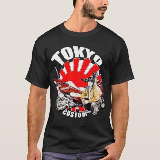 Tokyo Custom : Skywave T-Shirt