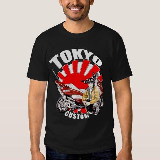 Tokyo Custom : Skywave Tee Shirt