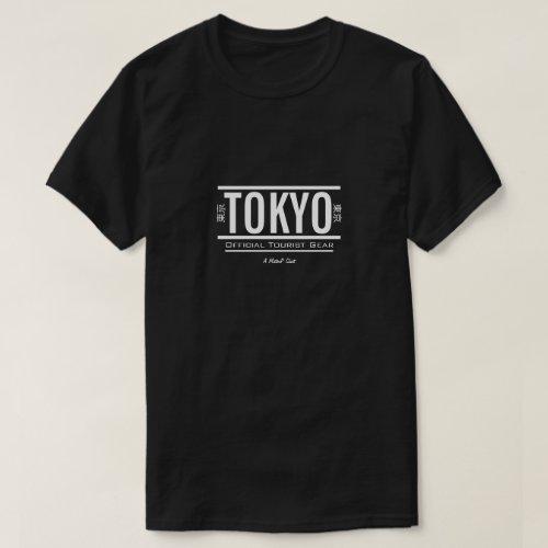 Tokyo Dark _ A MisterP Shirt