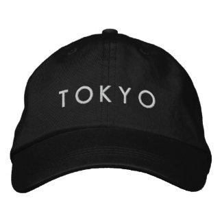 TOKYO EMBROIDERED BASEBALL HAT