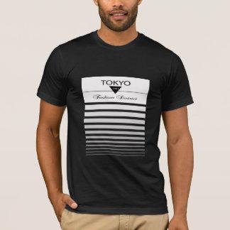 Tokyo Fashion District T-Shirt, Street Fashion T-Shirt