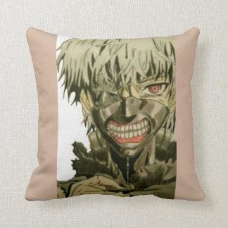 Tokyo Ghoul Throw Pillow