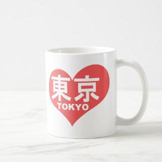 Tokyo Heart Coffee Mug