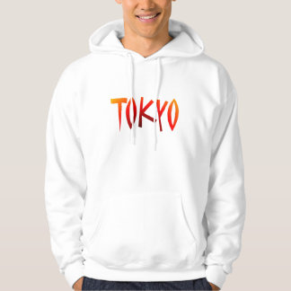 Tokyo Hooded Pullovers