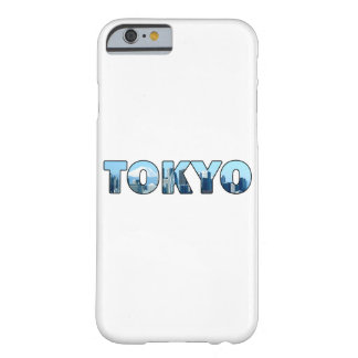 Tokyo Japan 007 Barely There iPhone 6 Case