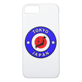 Tokyo Japan phone case