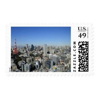 Tokyo, Japan Postage