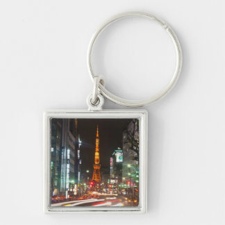 Tokyo, Japan. Tokyo Tower is a communications Keychain