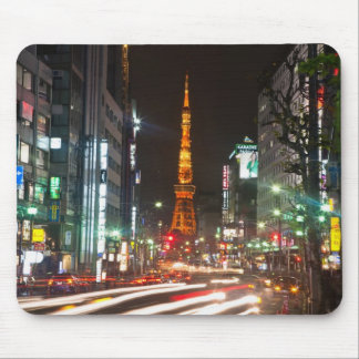 Tokyo, Japan. Tokyo Tower is a communications Mouse Pad