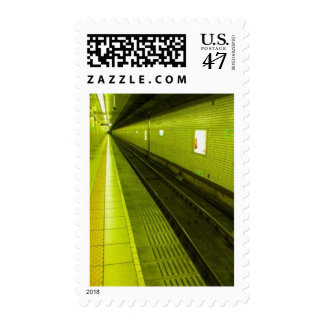 Tokyo, Japan Train Station Stamp