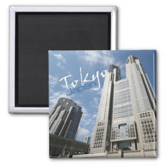 Tokyo Japan Travel Souvenir Fridge Magnets