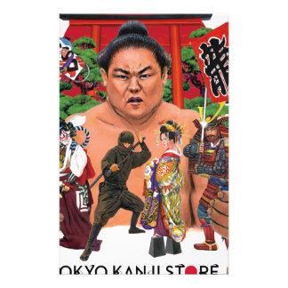 TOKYO KANJI STORE WORLD STATIONERY