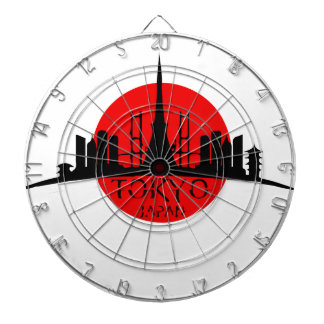 Tokyo Landmark Dartboards