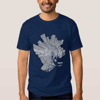 Tokyo Map T-Shirt