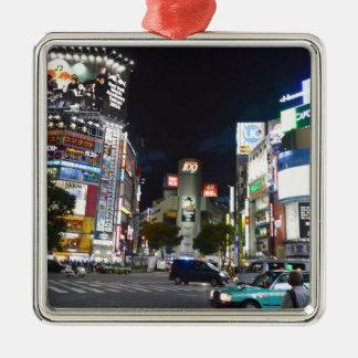 Tokyo Metal Ornament