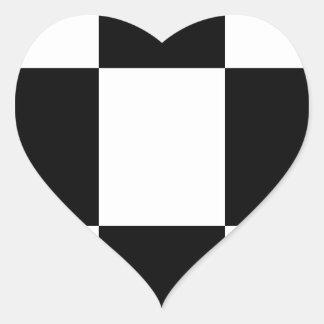 """"""" Tokyo modern art design Komatsu shine Hisashi Heart Sticker"""