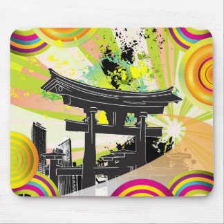 Tokyo Mouse Pads