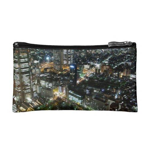 TOKYO NIGHT COSMETICS BAGS