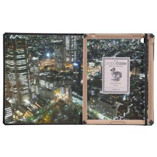 TOKYO NIGHT iPad FOLIO CASES