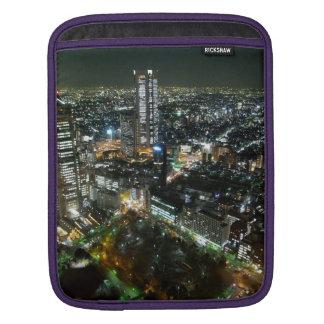 TOKYO NIGHT iPad SLEEVE