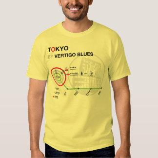 Tokyo relentless wanderer t shirt