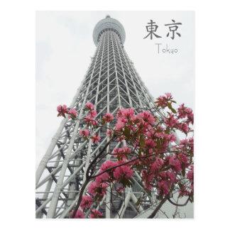 Tokyo Skytree Dream Factory Postcard